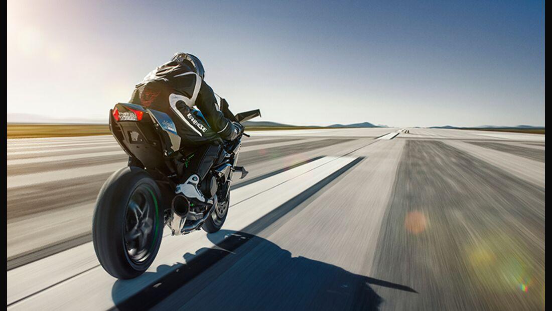 Die schnellsten Motorräder über 150 PS