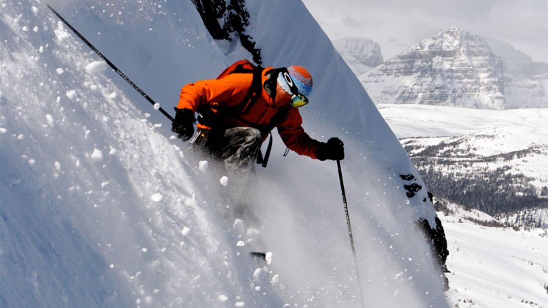Die spektakulärsten Ski-Pisten der Welt