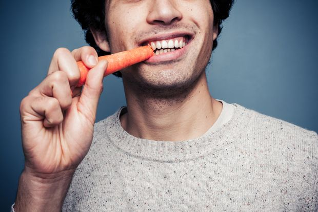 Die vegetarische Küche hat mehr zu bieten als nur rohe Möhren