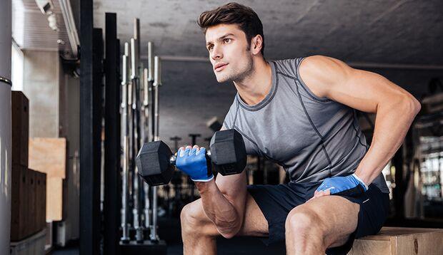 Die wichtigste Voraussetzung für sichtbaren Muskelzuwachs ist sicherlich Trainingsfleiß