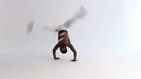 Die wichtigsten Capoeira-Übungen: Aù