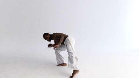 Die wichtigsten Capoeira-Übungen: Rasteira em pé