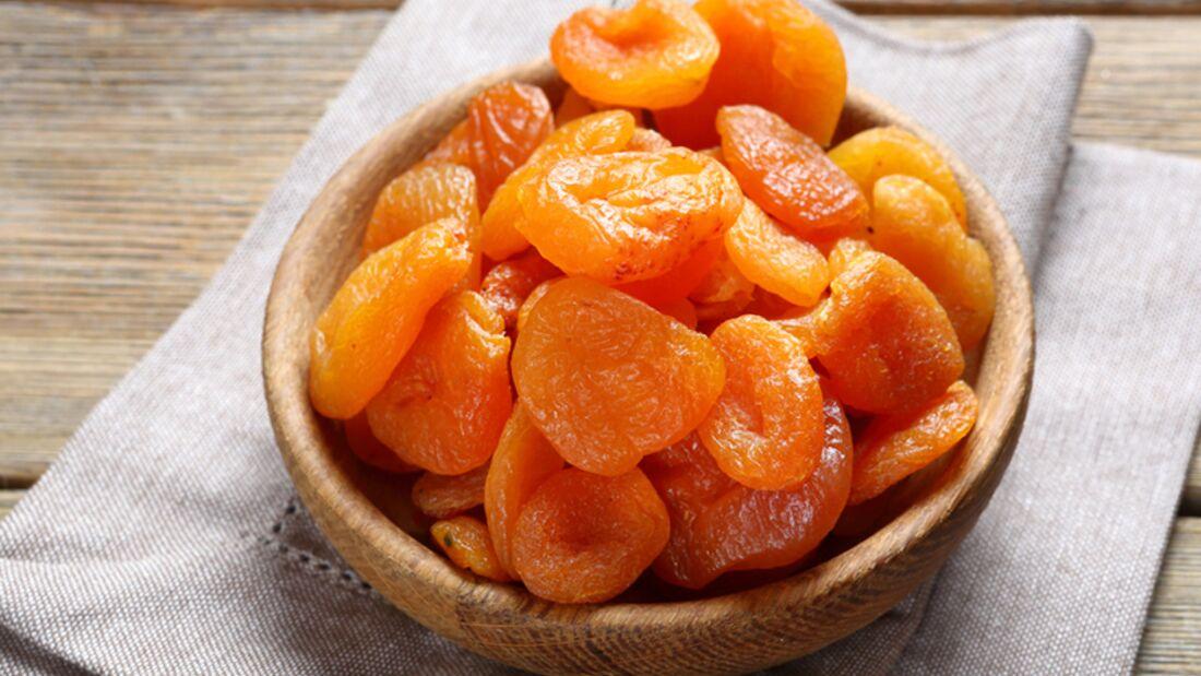 Die zehn Früchte mit dem größten Calciumanteil