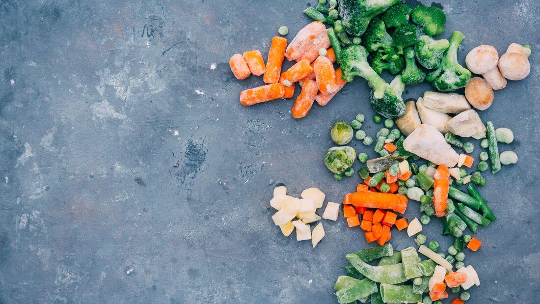 Diese Lebensmittel gehören in jedes Gefrierfach