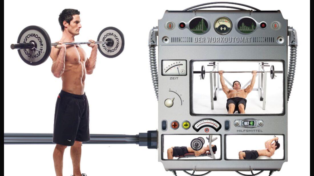 Diese Workouts passen sich Ihren Bedürfnissen an