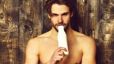 Dieser Joghurt ist der perfekte Muskel-Snack