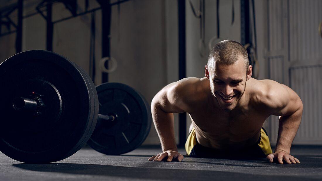 Dieses Training bringt Sie garantiert an Ihr Limit. Worauf es beim Crossfit ankommt