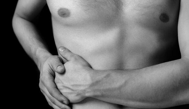 Drama Diagnose: Eine Fettleber verursacht fast keine Symptome