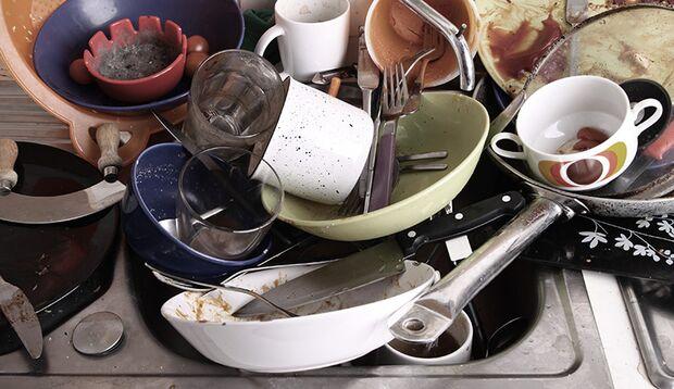 Dreckloch WG-Küche