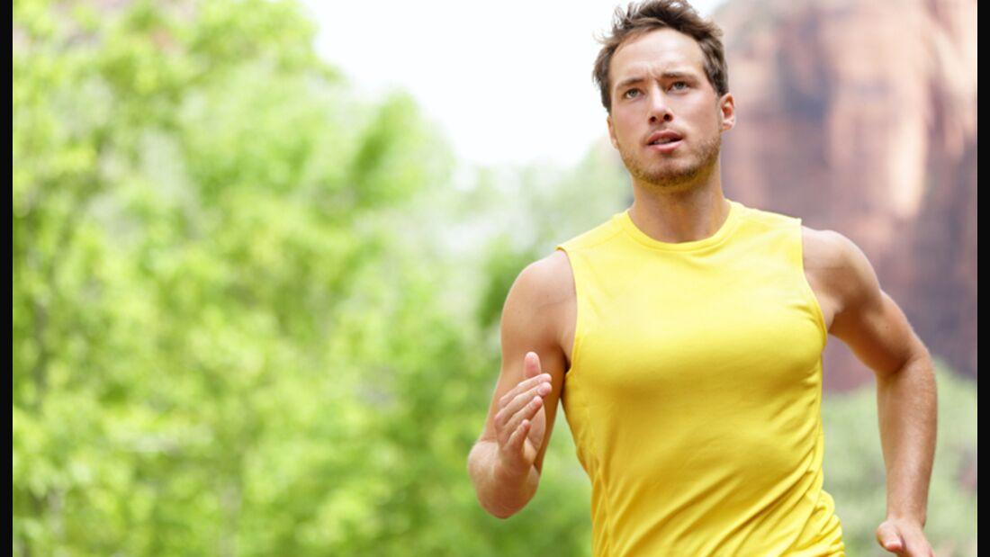 Dreimal die Woche 45 Minuten laufen hilft der Zellgesundheit