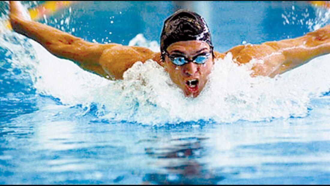 Effektives Schwimmtraining
