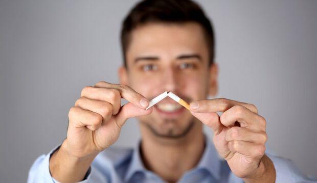 Egal mit welcher Methode, hören Sie auf zu rauchen