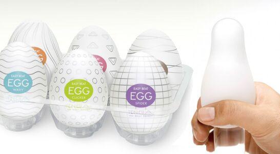 Egg Variety 6er Serie von Tenga