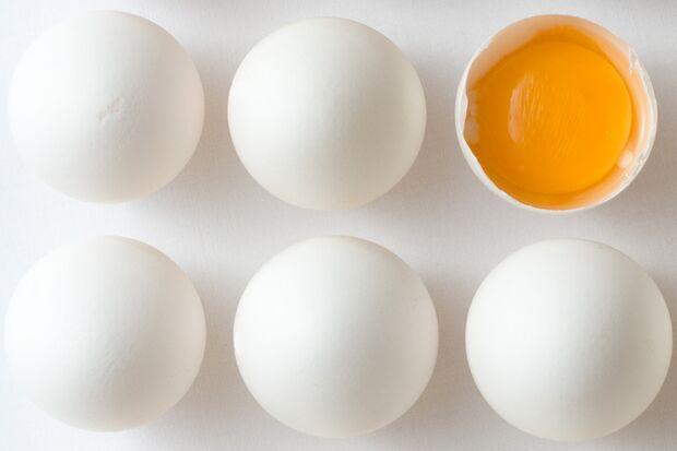 Eier gehören zur optimalen Sporternährung