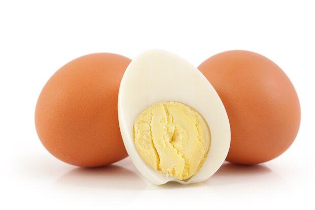 Eier machen eine gesunde Ernährung aus