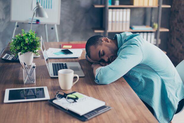 Ein Powernap reduziert Stress