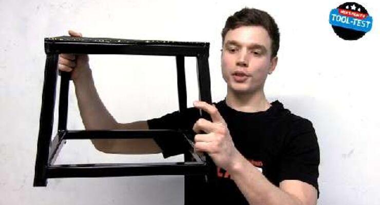 Ein Training mit Plyoboxen soll Ihre Fitness in ungeahnte Höhen katapultieren. Wir haben den Absprung und die Landung gewagt.