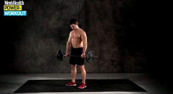 Ein Trainingsgerät, 5 klassische Übungen und höchste Effektivität. Covermodel Moritz Tellmann zeigt, wie Sie Muskeln von der Stange bekommen und ins Schwitzen geraten! Blitzschnell verpassen Sie Ihrem Körper das neuste Update für den Beachbody.