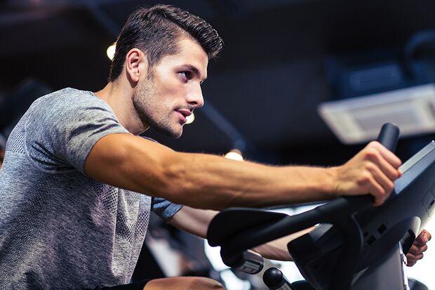 Ein Warm-up hilft, sich besser aufs Training einzustellen.