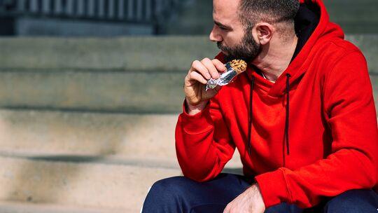 Ein hartes Training bedeutet Anstrengung für deinen Körper