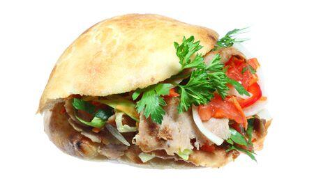 Ein türkischer Döner enthält auf 37 Gramm Fett