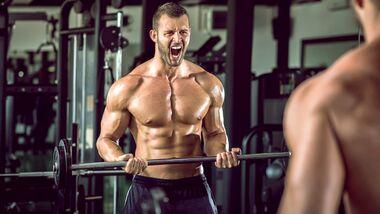 Ein unbändiger Trainingswillen kann bei Übertreibung kontraproduktiv sein