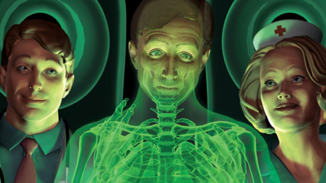 Einblicke in den Körper: vom Röntgenbild zur 3D-Computertomographie