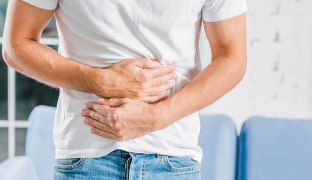Eine Magen-Darm-Grippe beginnt meinst mit Magenschmerzen