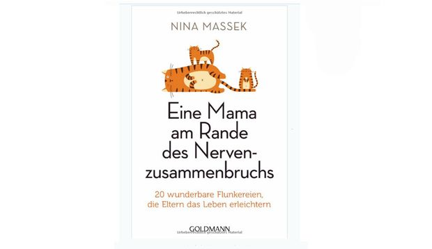 Eine Mama am Rande des Nervenzusammenbruchs