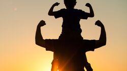 Eine Vater-Kind-Kur stärkt auch die Bindung