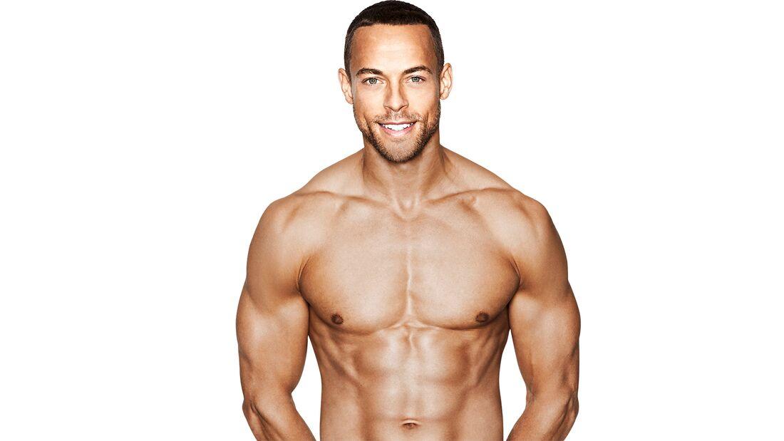 Eine breite Brust ist in diversen Situationen vorteilhaft. Das weiß Insta-Star und Men's-Health-Covermodel Andrej Mangold