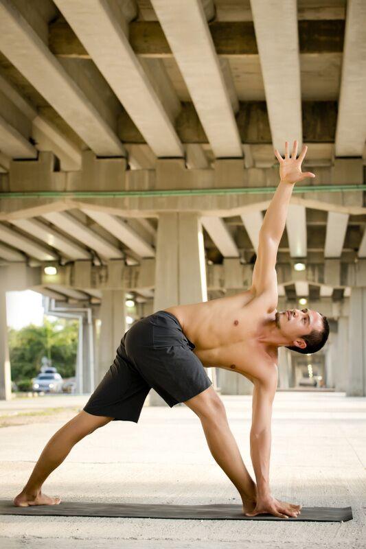 Eine der besten Yogaübungen für Männer