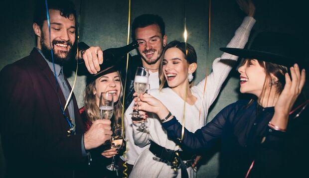 Eine feuchtfröhliche Party endet meist unschöner, als sie angefangen hat - nämlich mit einem Kater!