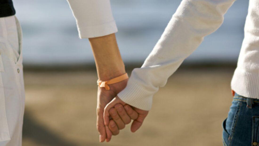 Eine gefestigte Beziehung kommt besser mit den Folgen einer Fehlgeburt zurecht