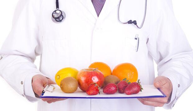 Eine gesunde Ernährung kann auf raffinierten Zucker verzichten