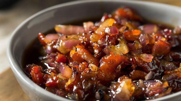 Einfach fantastisch: Eine Bacon-Marmelade