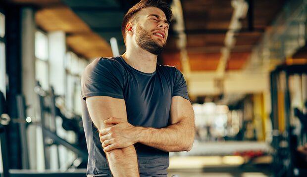 Einseitige Belastungen im Alltag begünstigen Schulterschmerzen