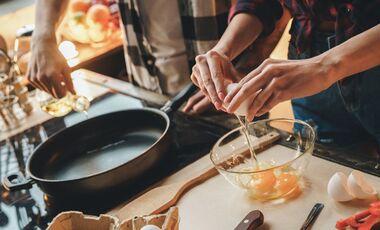 Eiweißhaltige Oster-Rezepte