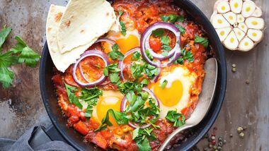 Eiweißreiche Eier-Rezepte für den Muskelaufbau