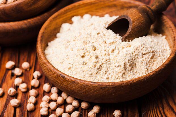 Eiweißreiche Lebensmittel mit pflanzlichem Protein für den Muskelaufbau