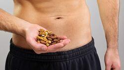Eiweißreiche Rezepte mit Nüssen bieten dem Körper optimale Vorraussetzungen für den Muskelaufbau
