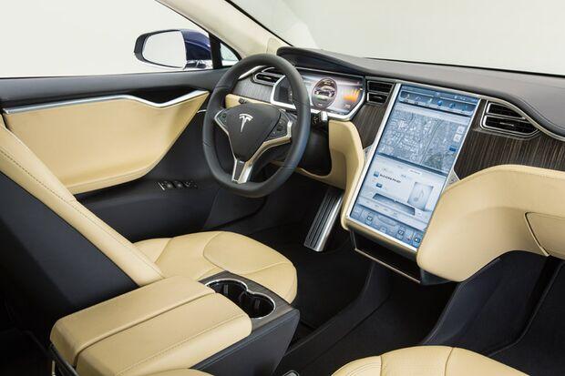 Elektroauto-Test: Der Tesla Model S im Überblick