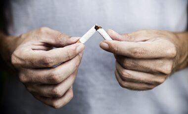 Endlich rauchfrei!