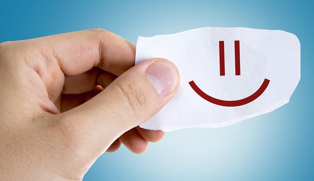 Entwickeln Sie ein positives Selbstbild. Dann steigt auch Ihr Selbstbewusstsein.