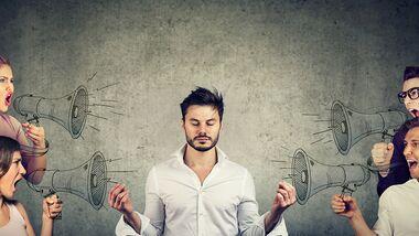 Erfolgreiche Menschen lernen von Kritik
