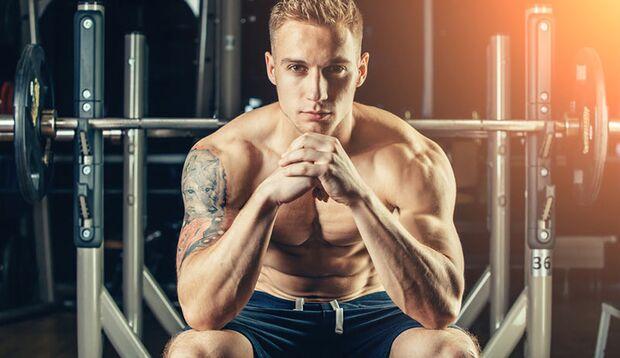 Erholungszeiten sind beim Muskelaufbau genauso wichtig wie Ihr Training