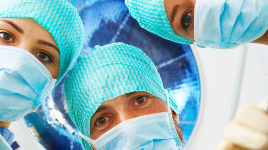 Erkundigen Sie sich welche Operationen Ihre Krankenkasse übernimmt