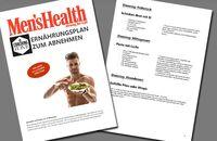Ernährungsplan zum Abnehmen als Download
