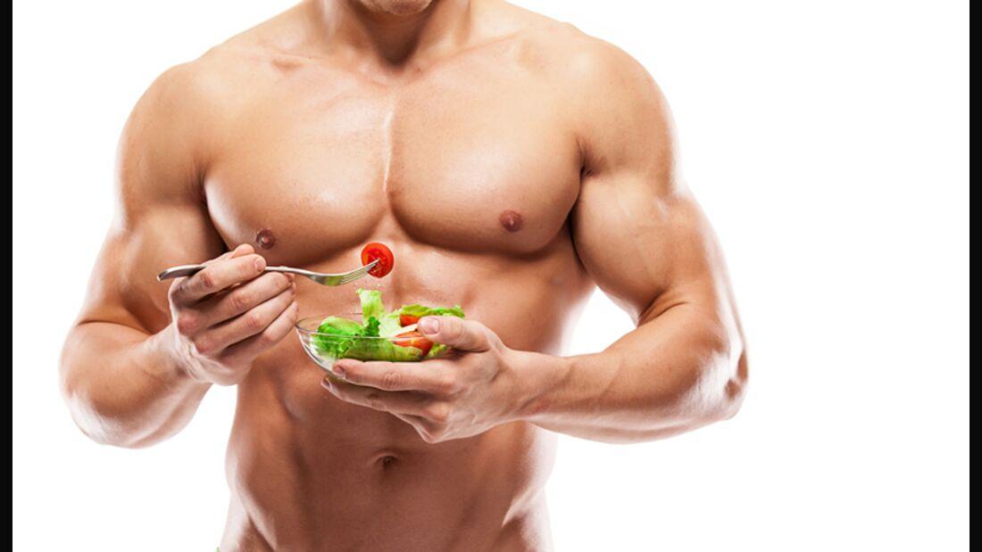 Ernährungstipps für starke Arme