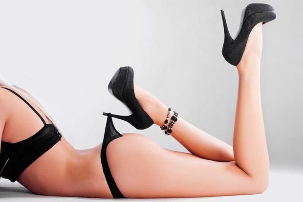 Erotikgalerie: Bondage, Lack und Leder
